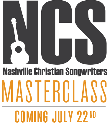 NCS Masterclass Coming July 22