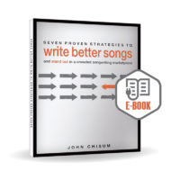 Write Better Songs Ebook