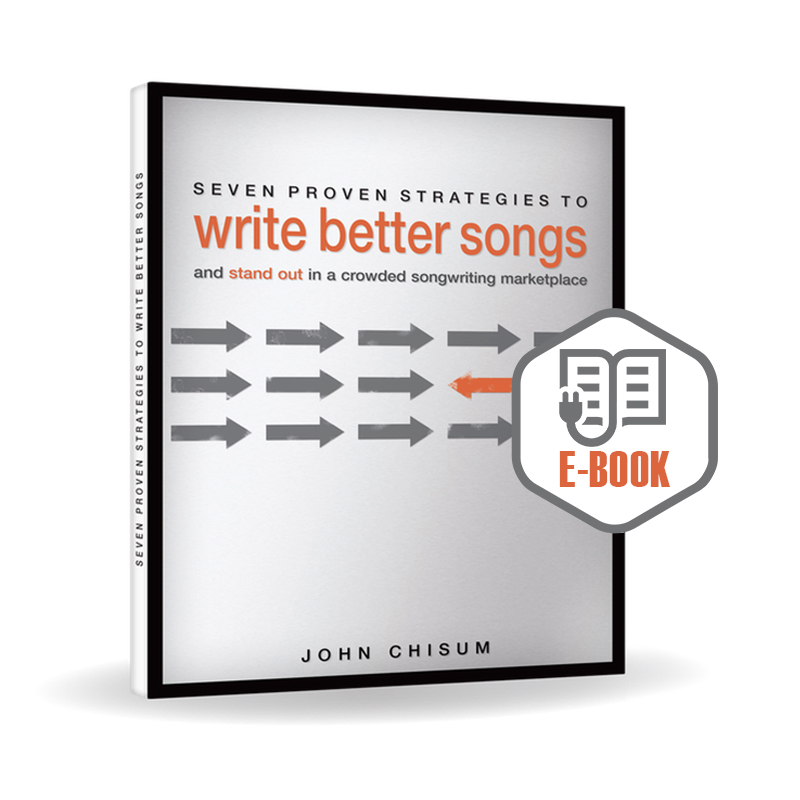 Write Better Songs E-book