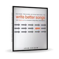 Write Better Songs Book