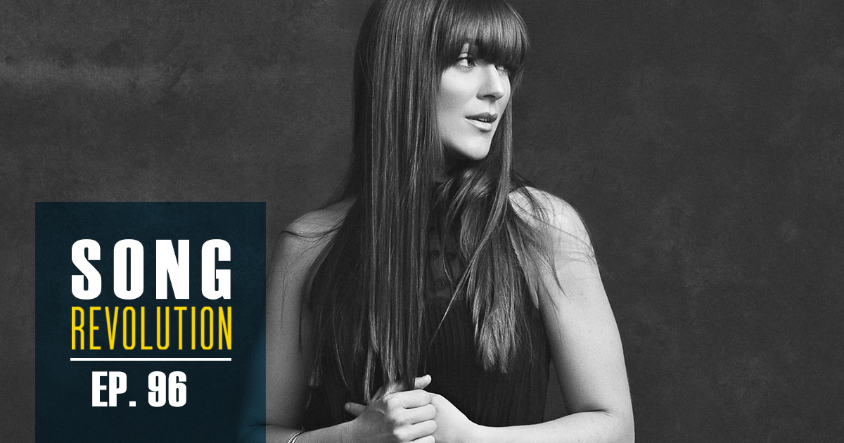"Singer Songwriter Alisa Turner on Being ""Discovered,"" Co-Writing with Top Nashville Songwriters, and Surviving Life's Tragedy to Authentically Worship // NCS Archives"